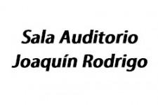 Sala Auditorio Joaquín Rodrigo