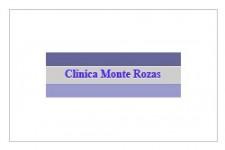 Clínica Monte Rozas Las Rozas