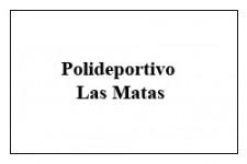 Polideportivo Las Matas