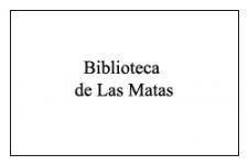Biblioteca de Las Matas