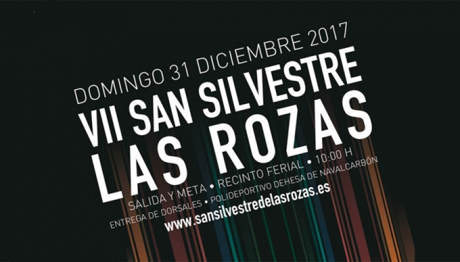 Inscripciones abiertas para la VII San Silvestre de Las Rozas de Madrid