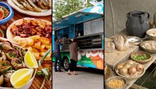 """Marisco, Food Trucks y un mercado medieval conformarán los """"Foods Weekends"""" de Las Rozas"""