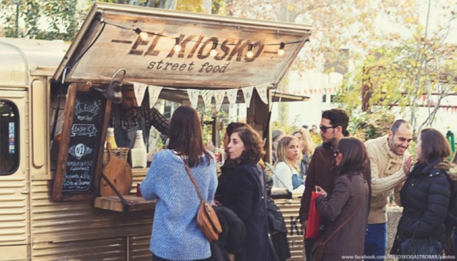 Las Rozas aúna la comida moderna y casera con el food truck