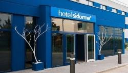Sidorme, el hotel Low Cost de Las Rozas